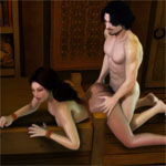 Porn Games - Almost Noble Hero - Click to Play for Free
