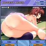 Porn Games - Biggest Asses Lottery - Click to Play for Free