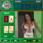 Sex Games - Blackjack with Janice - Click to Play for Free