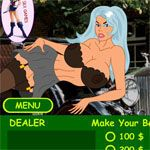 Porn Games - Gangster Strip Blackjack - Click to Play for Free