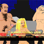 Porn Games - Hairy Thing Live - Click to Play for Free