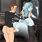 Sex game - Halloween Adventure - Click to play