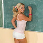 Hangman with Bree Olson