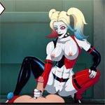 Harley Quinn - Arkham ASSylum