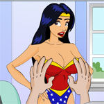 Adult Sex Game - Holio U Wonder Woman