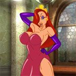 Sex Games - Jessica Rabbit Dress Up - Click to Play for Free