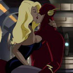 Sex Games - Justice League Unltd: Flash vs Black Canary - Click to Play for Free