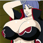 Sex Game - Konan's Defeat: Ultimate MnF Ninjutsu!