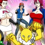 Adult Porn Game - Meet and Fuck - Pokemon: Hypno Games