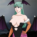 Morrigan the Succubus - Adult Sex Game
