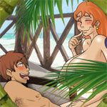 Sex Games - Nami's Private Island - Click to Play for Free