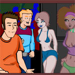 Sex Games - New Year's Rave - Click to Play for Free