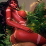 Sex Games - Nidalee: Queen of the Jungle - Click to Play for Free