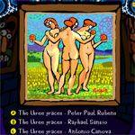 Nude Paintings Parodies