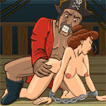 Porn Games - Pirate Slave - Free to Play