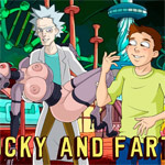 Adult Sex Game - Rocky and Farty