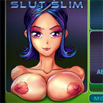 Sex game: Space Slut Slim