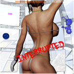 Sex game: Spacegirl Interrupted III