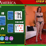 Strip Blackjack Cristina