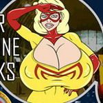 Sex Games - Super Heroine Hijinks - Click to Play for Free