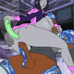 Porn Games - Teen Titans Raven's Meditation Session - Click to Play for Free