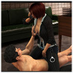 Porn Games - The Heist - Click to Play for Free