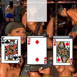 Sex Games - Veronica Zemanova Solitaire - Click to Play for Free