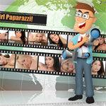 VirtuaGirl Paparazzi