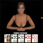 Virtual Strip Poker with Brooke Lima