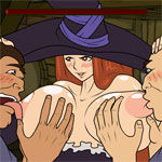 Sex Games - Witch Gang Bang - Click to Play for Free
