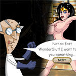 Porn Games - Wonder Woman - Free to Play