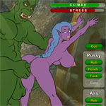 Porn Games - WOW Chronicles: Orc vs Elf - Click to Play for Free