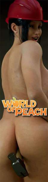 World Of Peach Banner